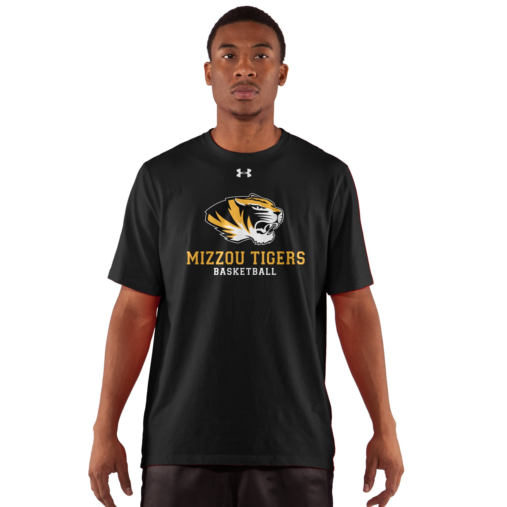 Under Armour Mizzou UA Tournament T Shirt