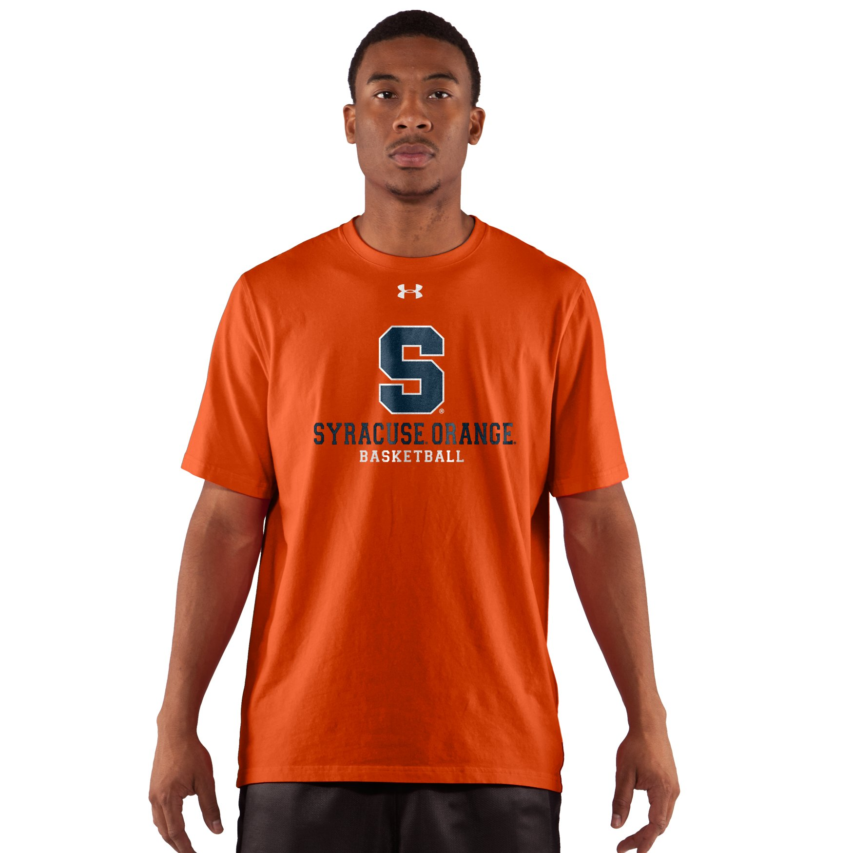 Under Armour Syracuse UA Tournament T Shirt