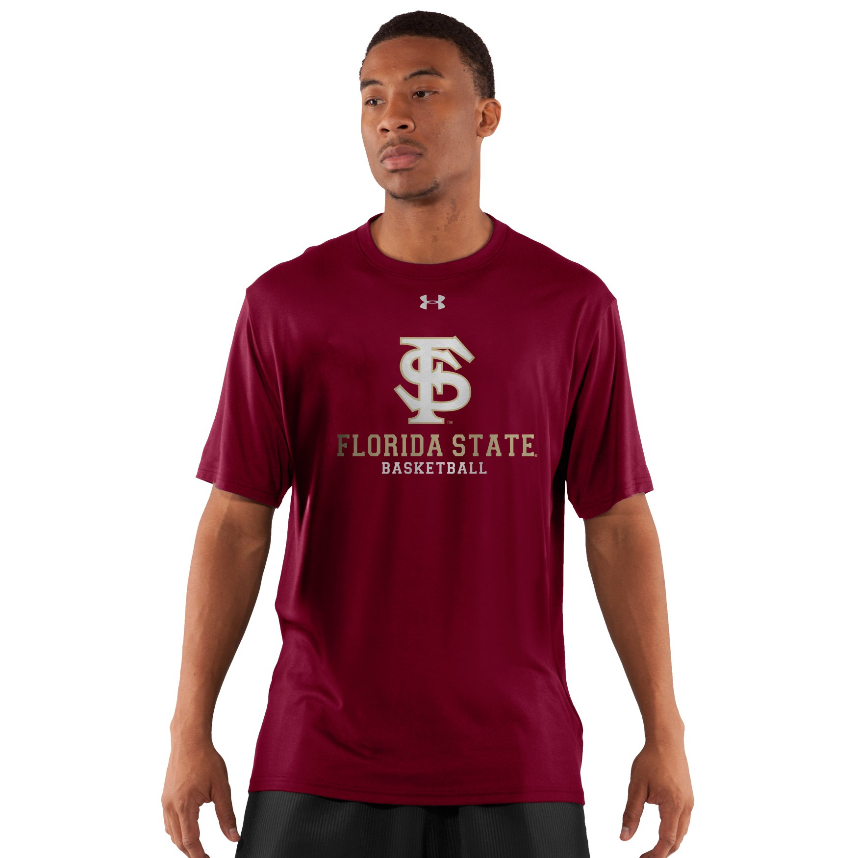 Under Armour FSU UA Tournament T Shirt