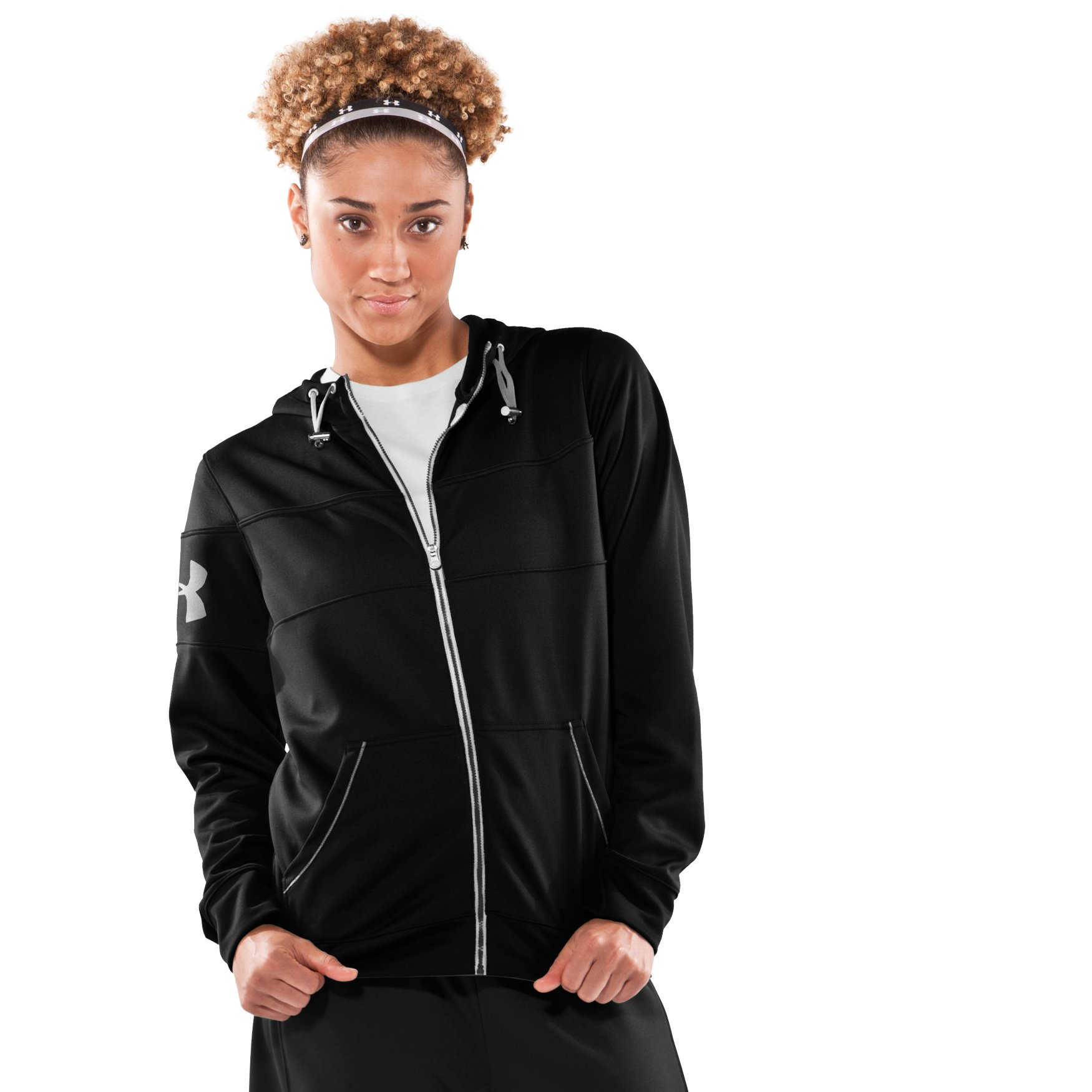 Under Armour Women's UA Hero Full Zip Hoody