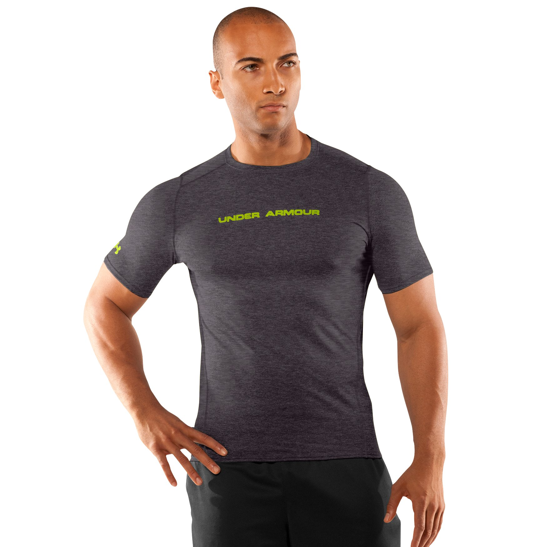 Jim venglarik asks about men 39 s ua heatgear touch fitted for Under armour fitted t shirt