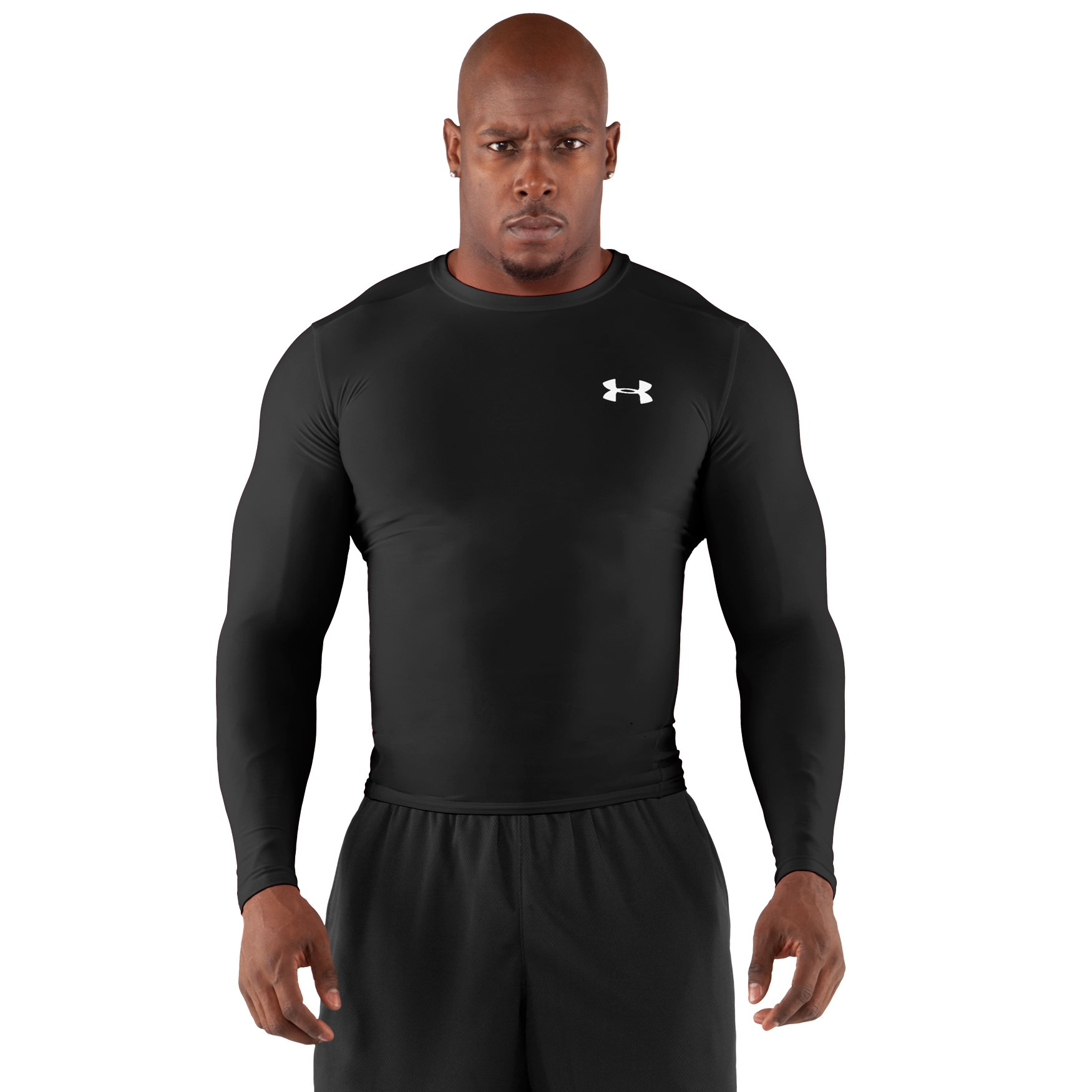 Wanda asks about men 39 s heatgear compression longsleeve t for Compression tee shirts for men