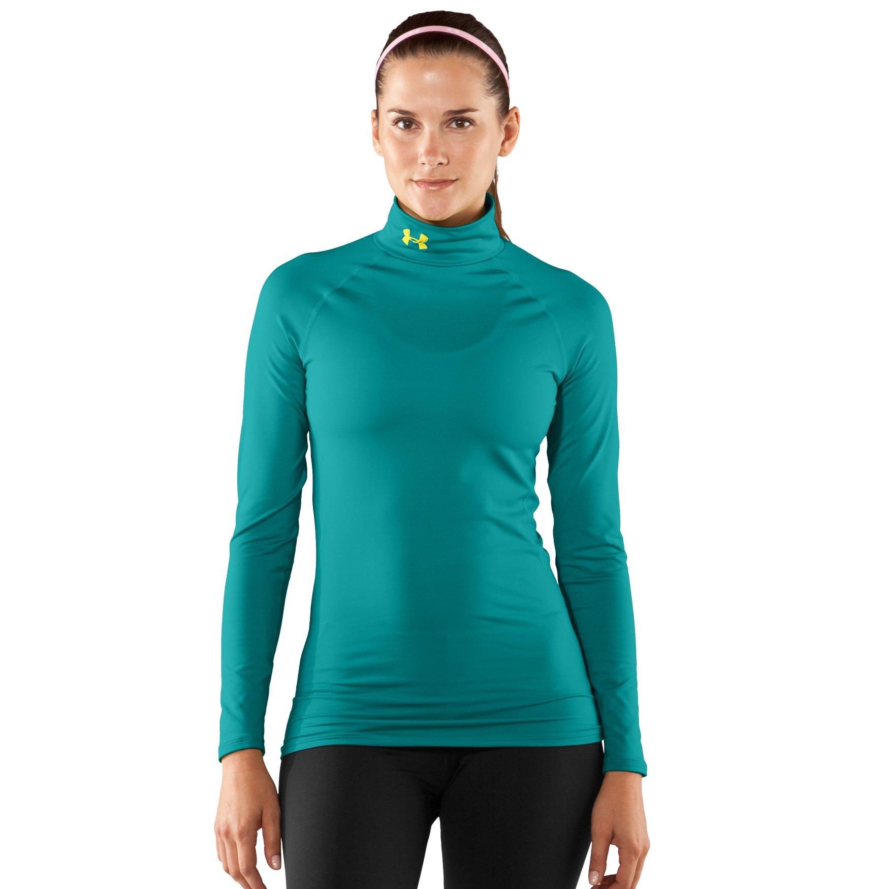 a989559af shannan Asks About Women's UA EVO ColdGear® Longsleeve Mock - Needle