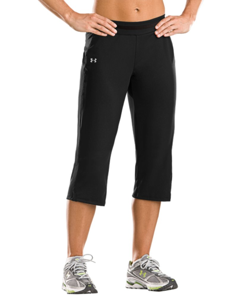 Under Armour Form Semi-Fitted Capri