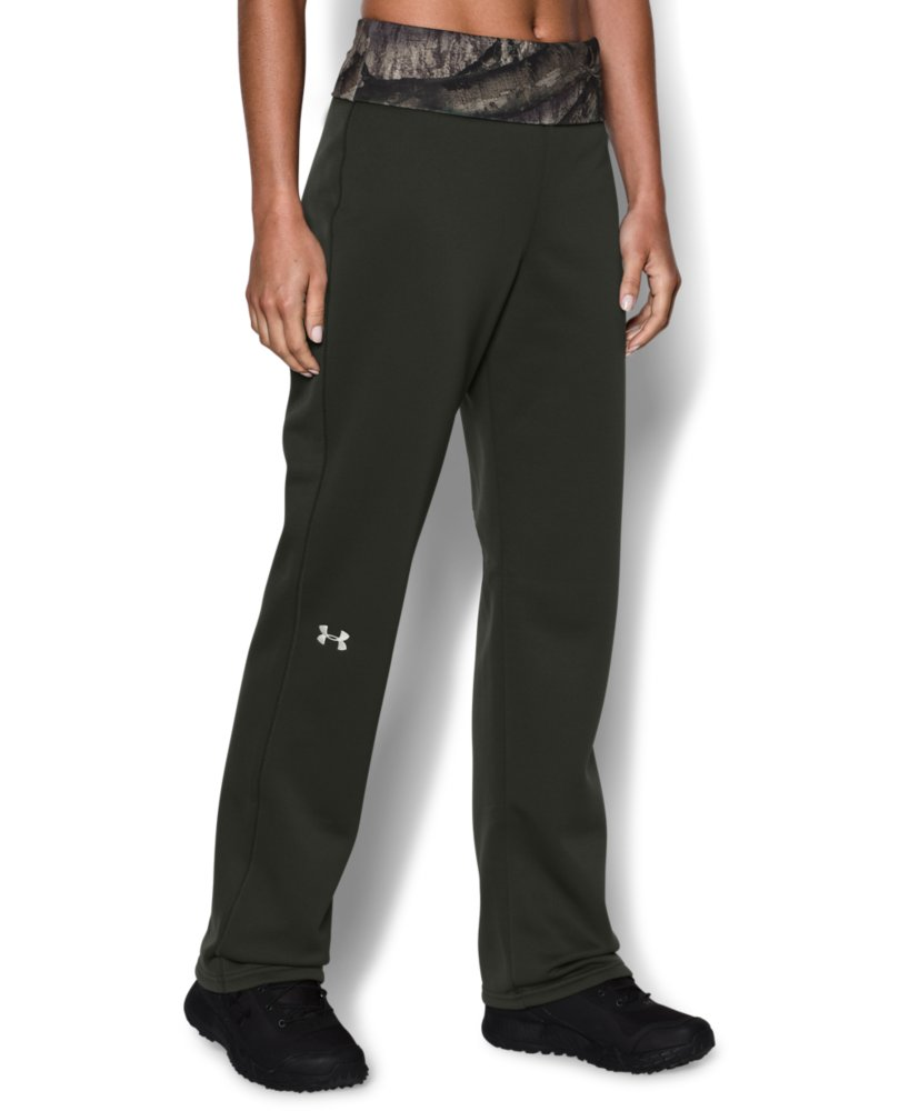 Brilliant Under Armour Womens Evo CG Camo Pant  RTXBlack