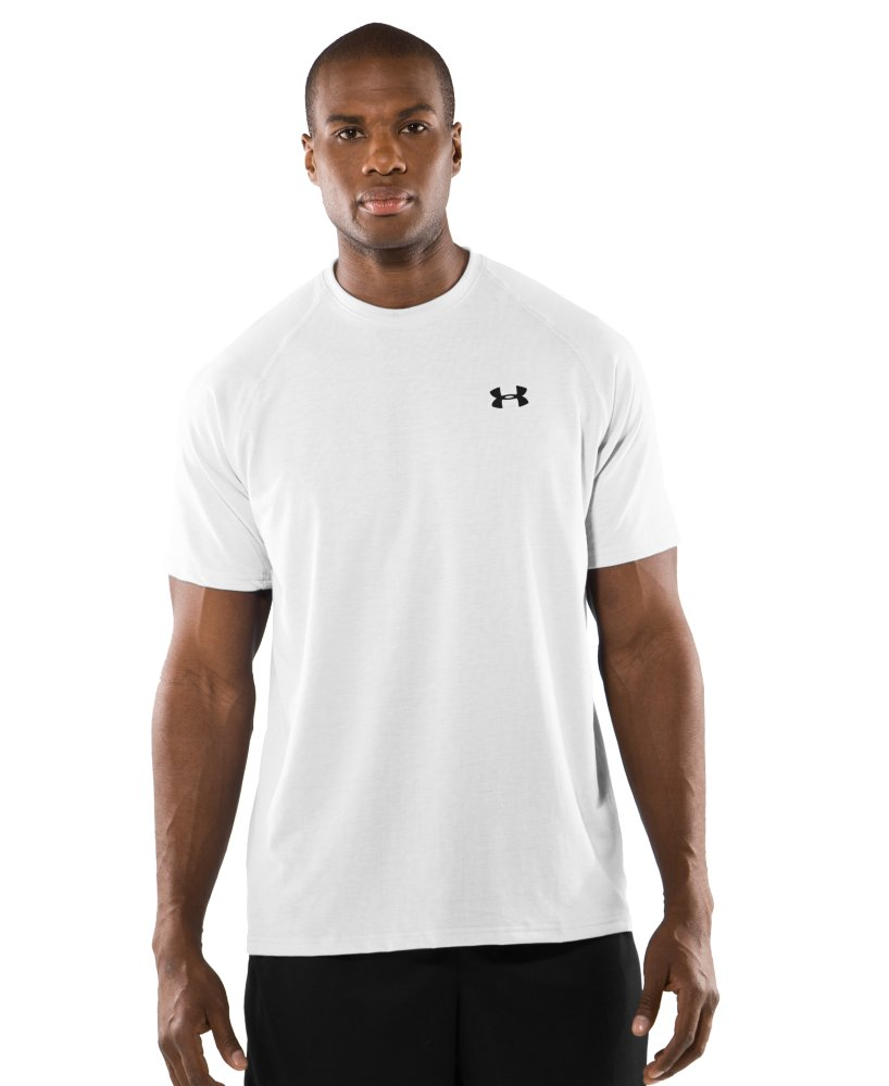 photo: Under Armour Men's Tech Shortsleeve T