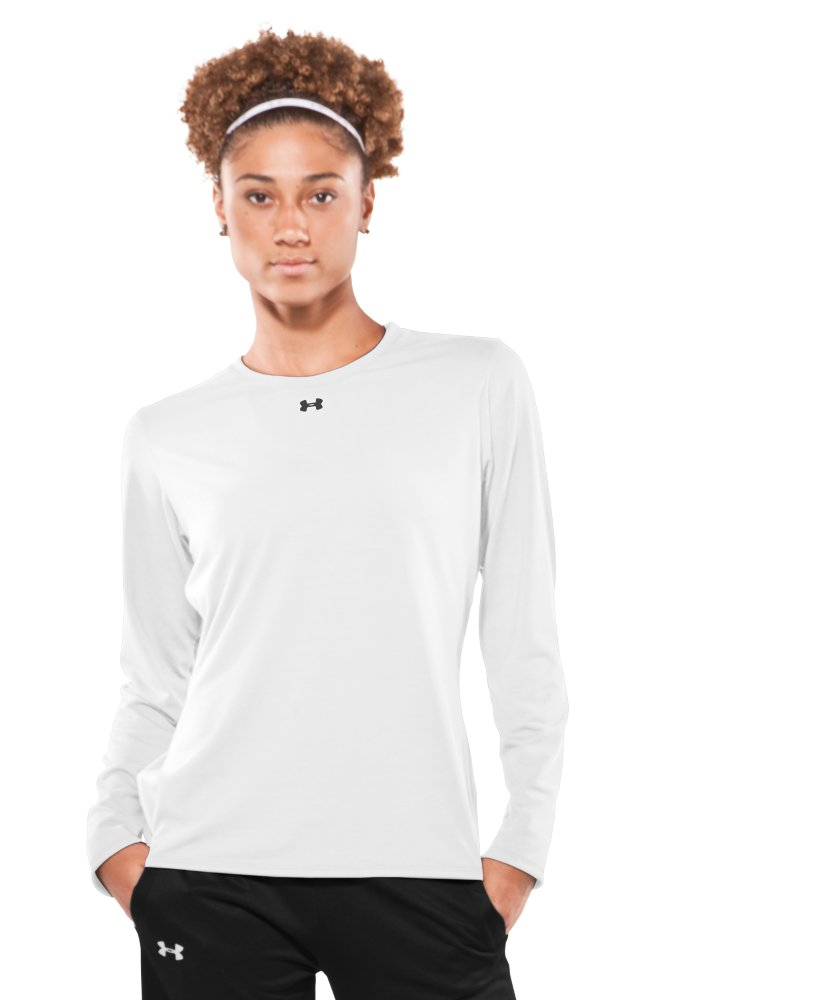 photo: Under Armour Women's Team Longsleeve Tech T Shirt