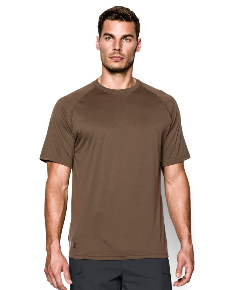 Men 39 s under armour tactical tech short sleeve t shirt for Under armour men s tech short sleeve t shirt