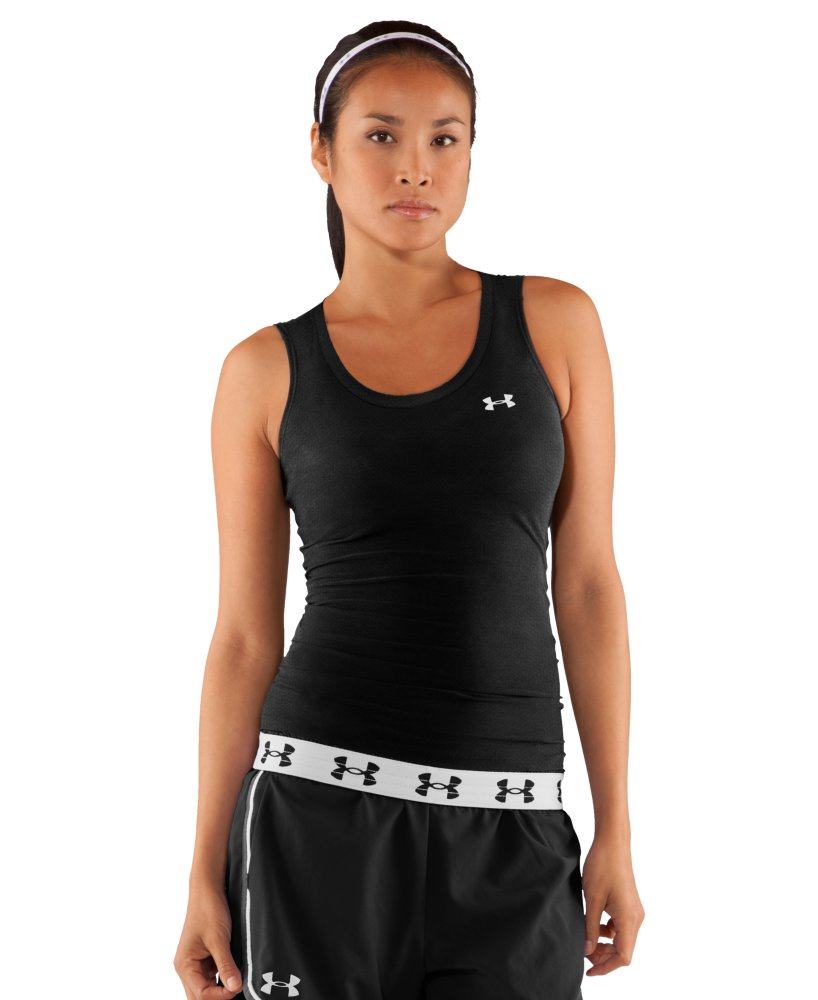 Under Armour HeatGear Fitted Base Racerback