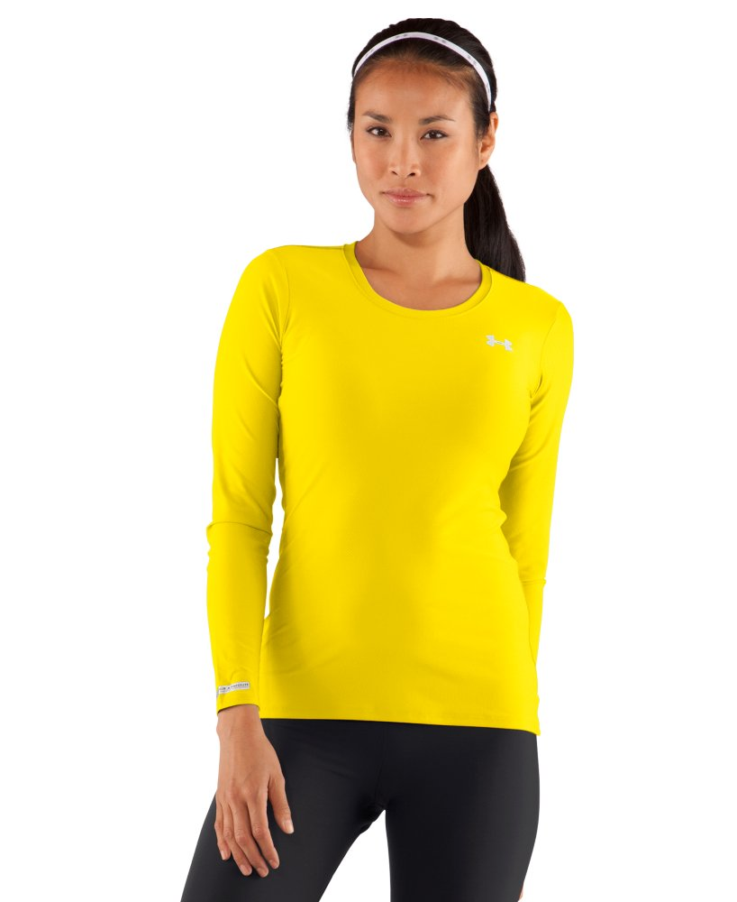 photo: Under Armour HeatGear Fitted Longsleeve
