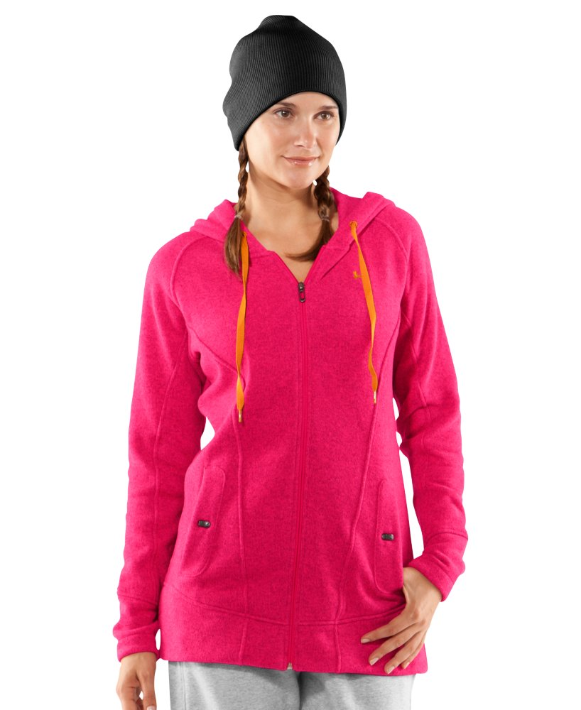 photo: Under Armour Wintersweet Full Zip Hoody