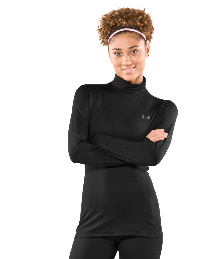 photo: Under Armour ColdGear Fitted Turtle Neck