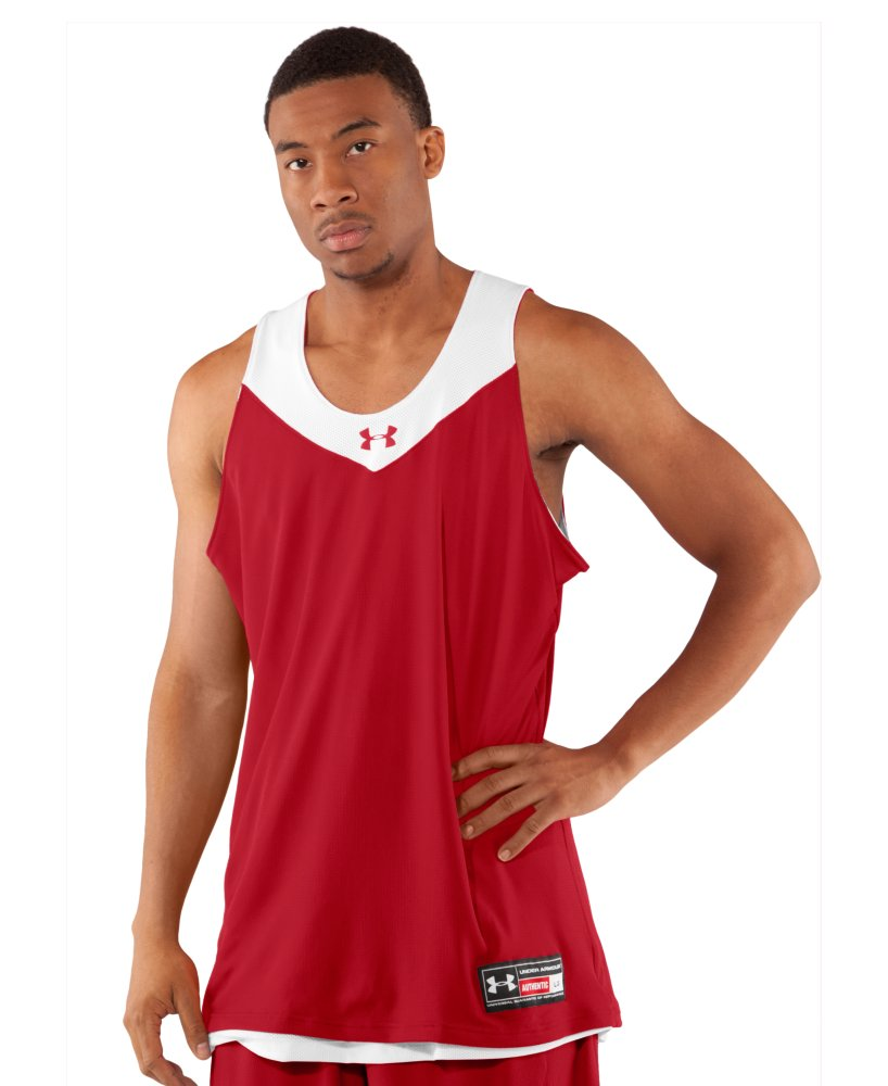 Under Armour Repeat Reversible Jersey