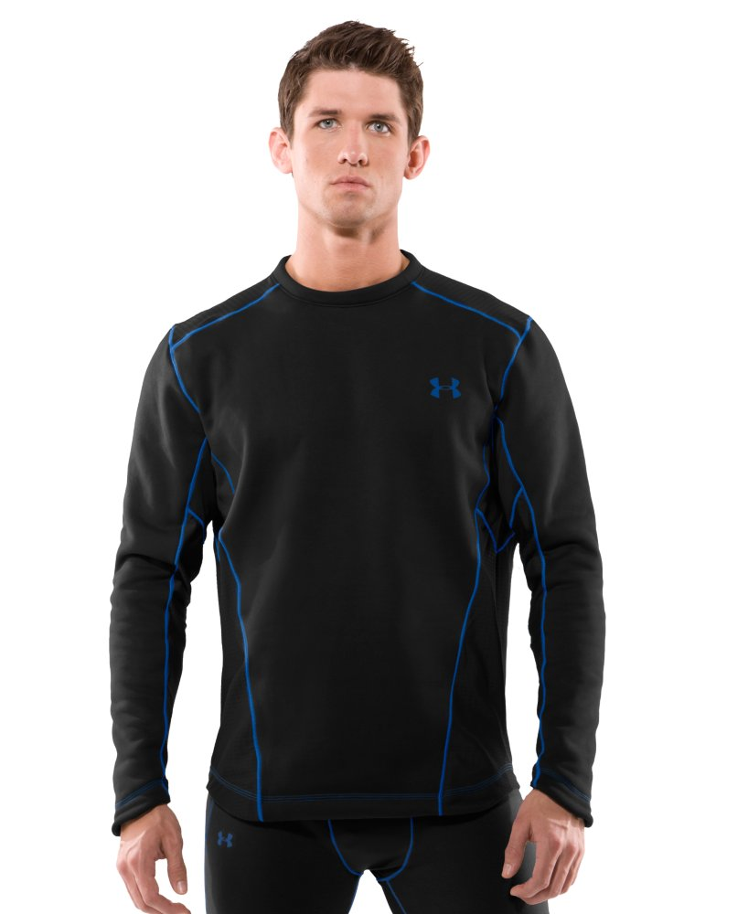 Under Armour Extreme ColdGear Fitted Long Sleeve Crew