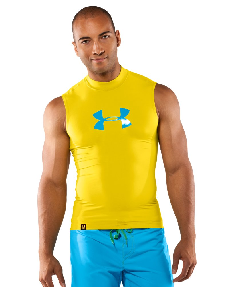 Under Armour Proaid Sleeveless Rash Guard