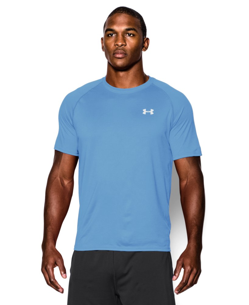 Men 39 S Under Armour Tech Short Sleeve T Shirt Ebay