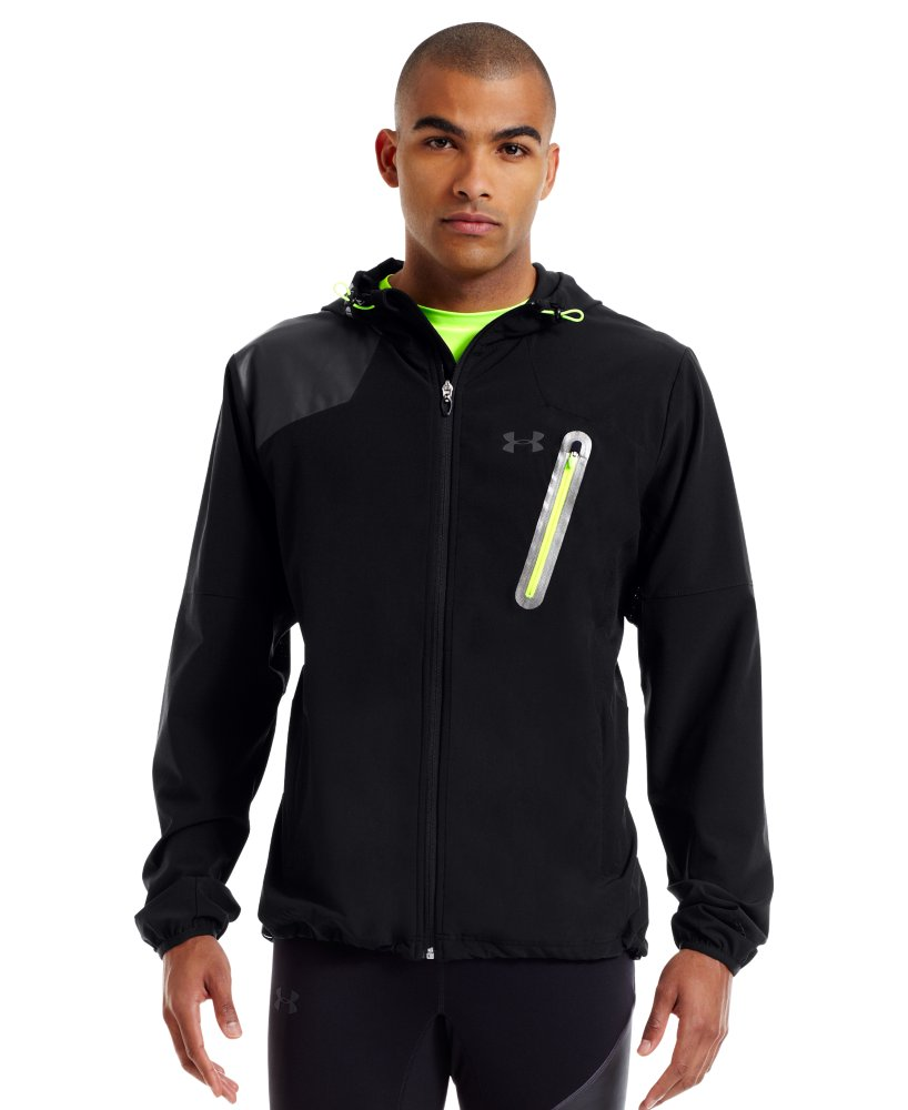 photo: Under Armour Stealth Run Storm Jacket