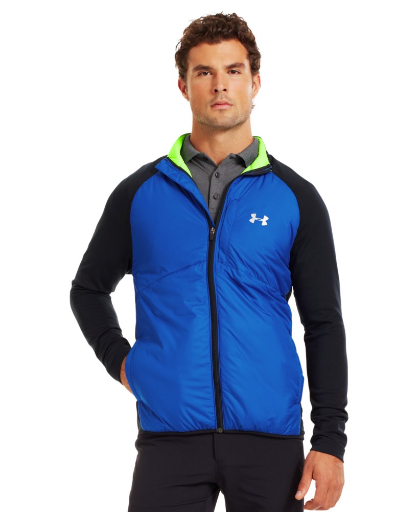 Under Armour Men's ColdGear Infrared Insulated Golf Jacket