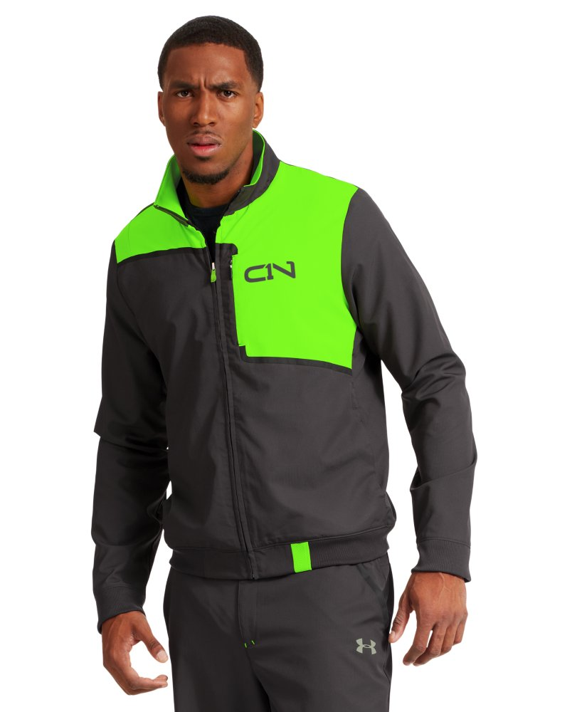 photo: Under Armour C1N A.K.A. Warm-Up Jacket