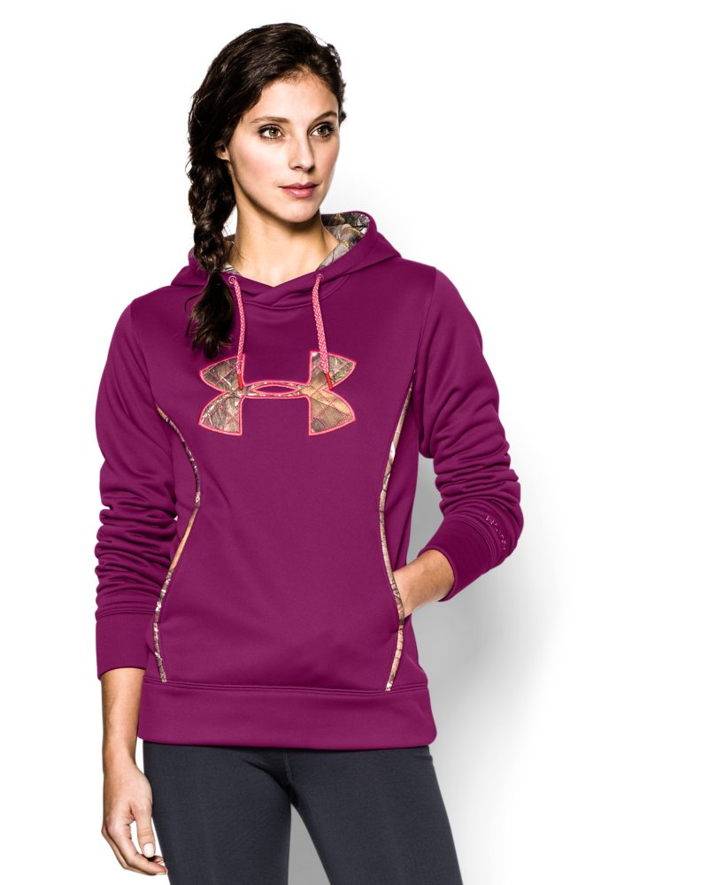 Womens under armour hoodies on sale