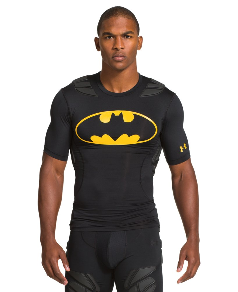 Under armour men 39 s under armour alter ego padded football for Under armor football shirts