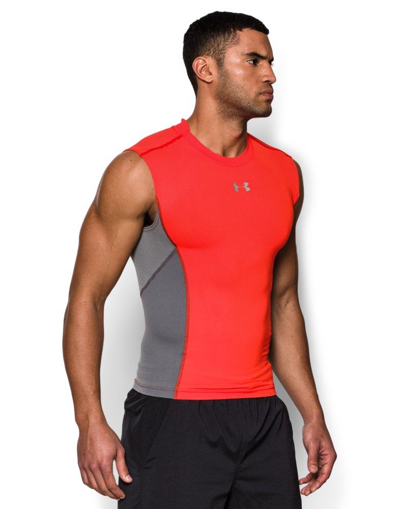 men 39 s under armour heatgear armour stretch sleeveless
