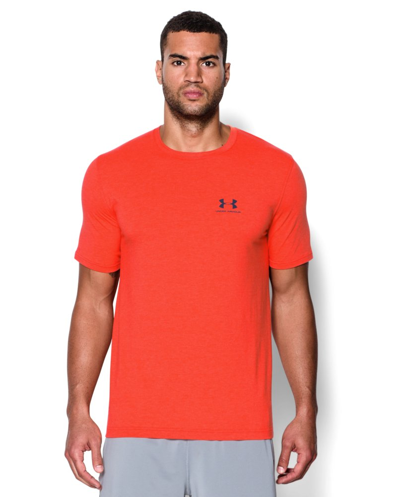 Men 39 S Under Armour Charged Cotton Sportstyle T Shirt Ebay