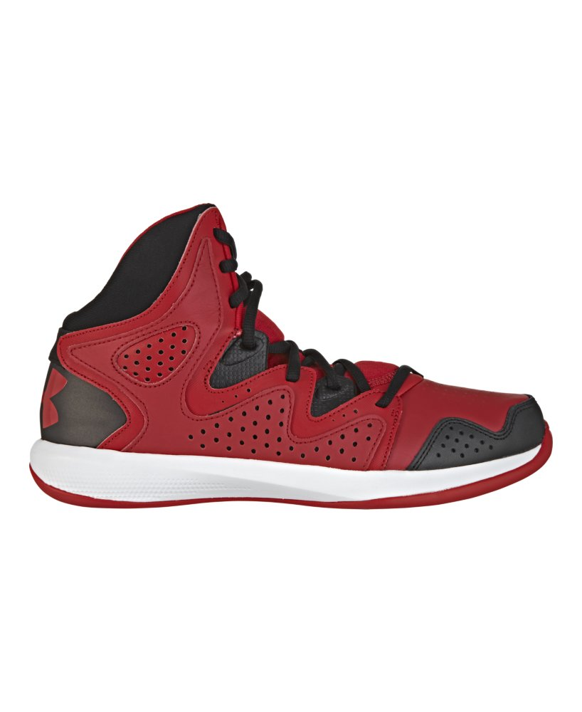 Under armour basketball shoes spine