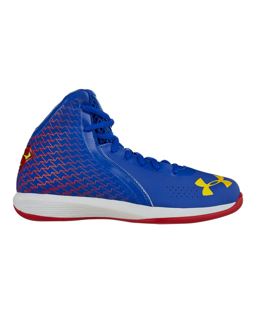 Under Armour Kids Grade School Lightning Basketball Shoes