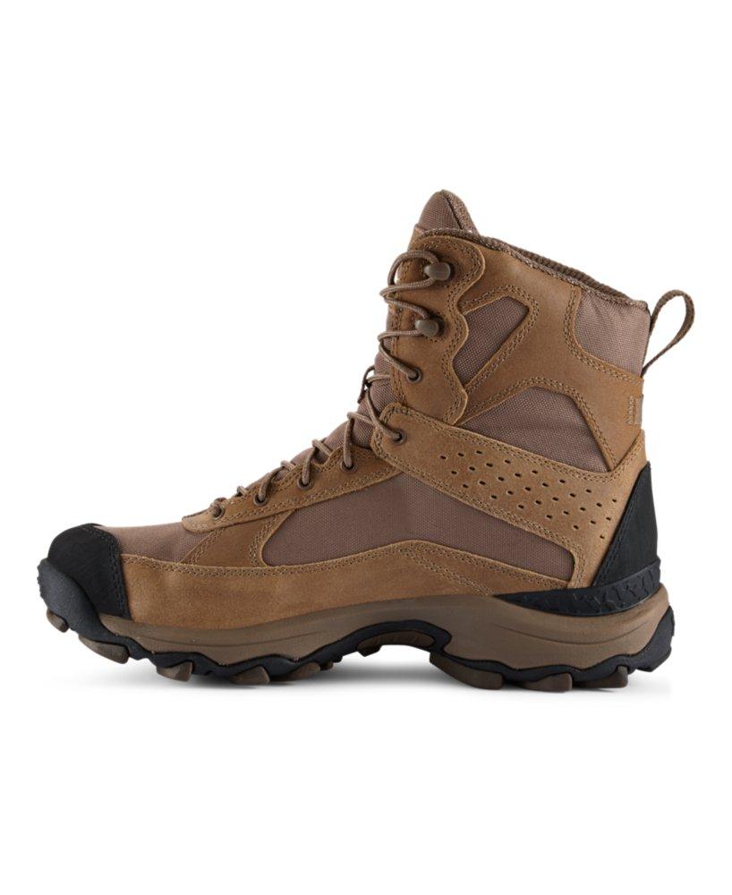 Men S Under Armour Speed Freek Bozeman Boots Ebay