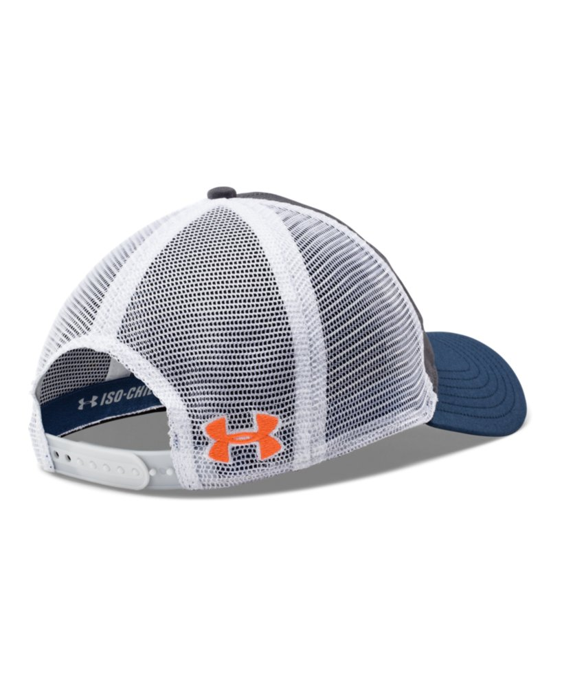 Men 39 S Under Armour Fish Hook Logo Cap Ebay