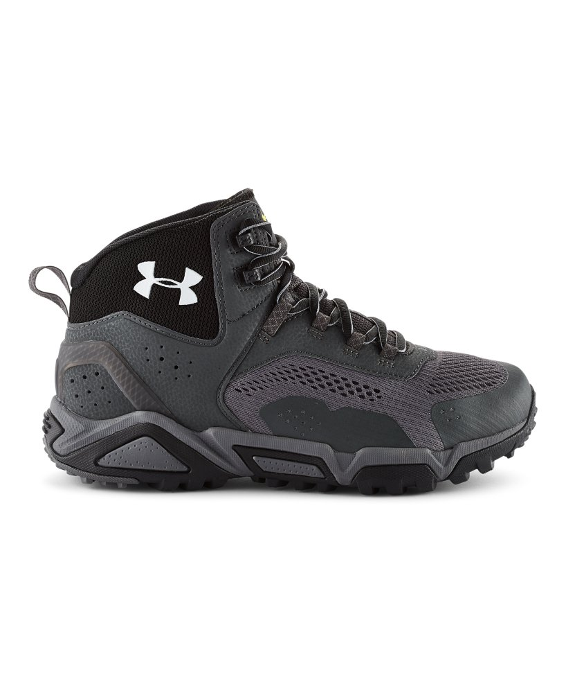 White Camo Under Armour Shoes