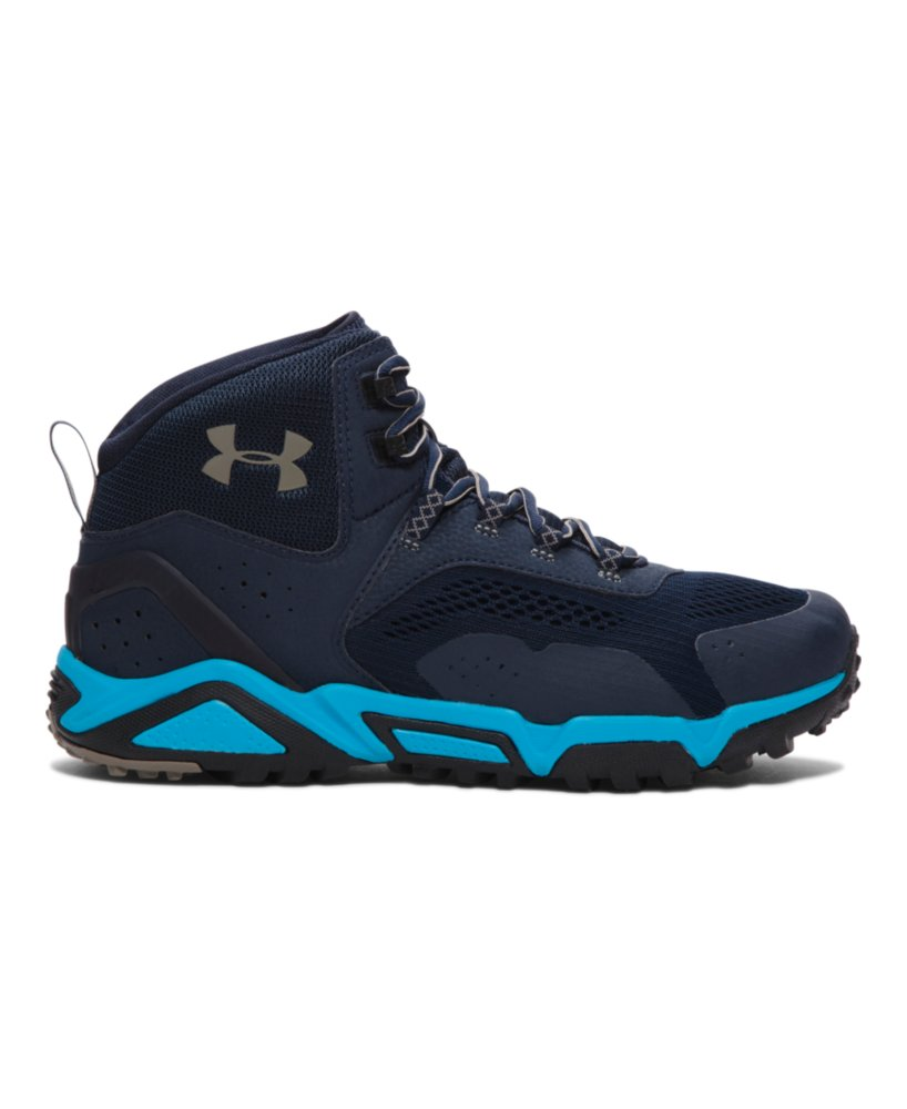 Men S Under Armour Glenrock Mid Hiking Boots
