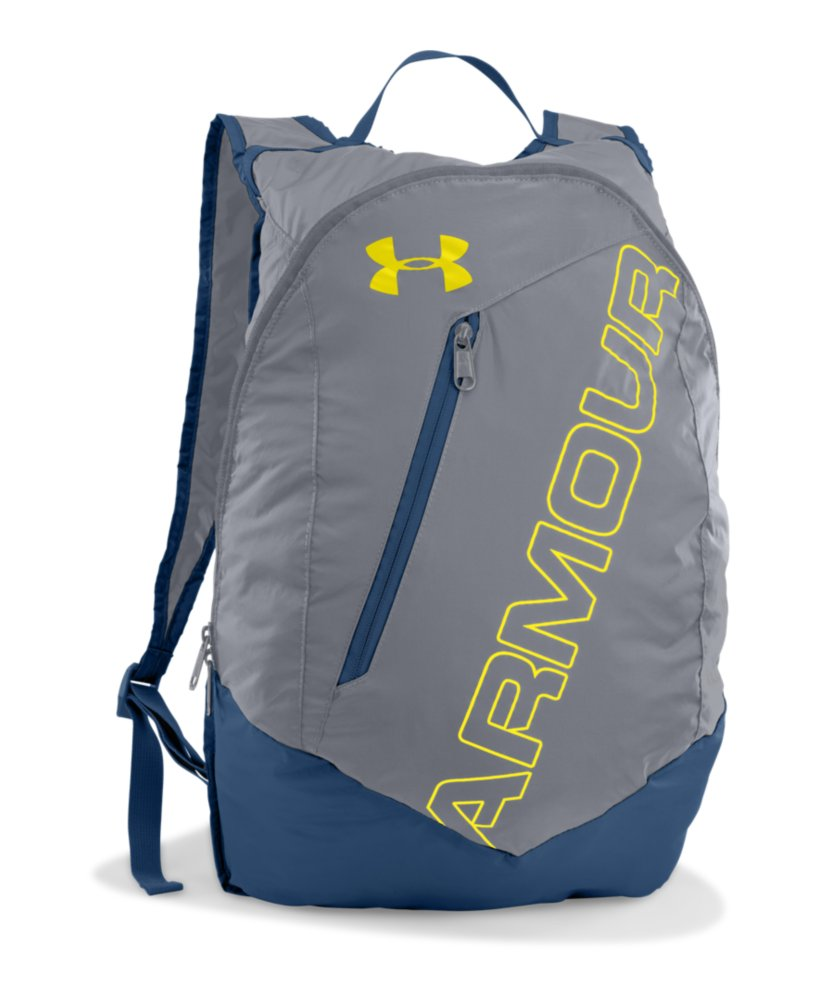 under armour packable backpack. Black Bedroom Furniture Sets. Home Design Ideas