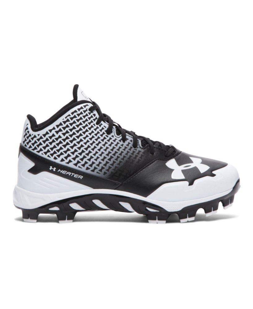 Boys Under Armour Spine Heater Mid Tpu Jr Baseball