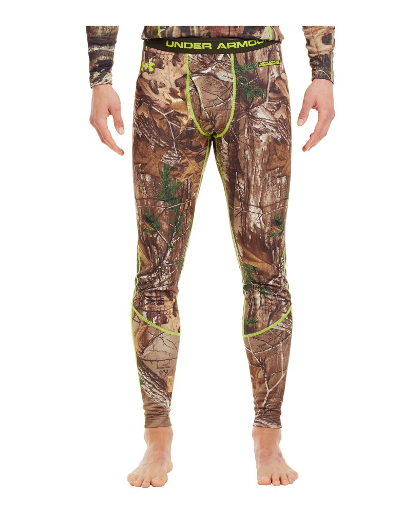 photo: Under Armour Men's ColdGear Base 1.0 Legging