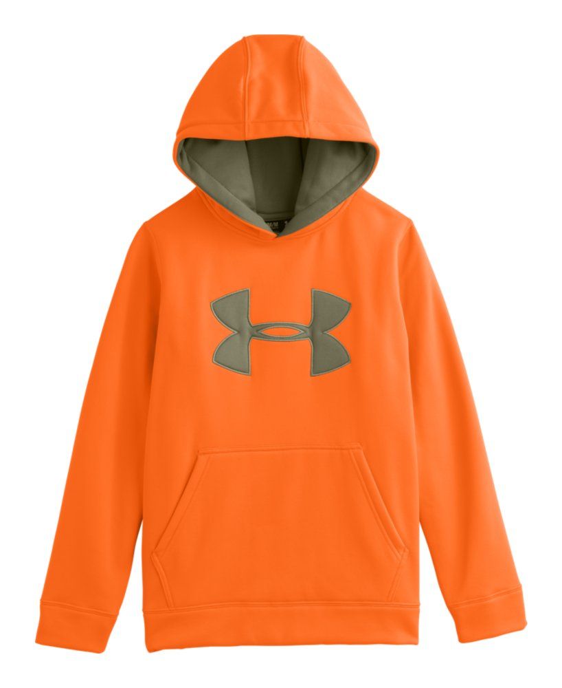 Youth under armour hoodies sale