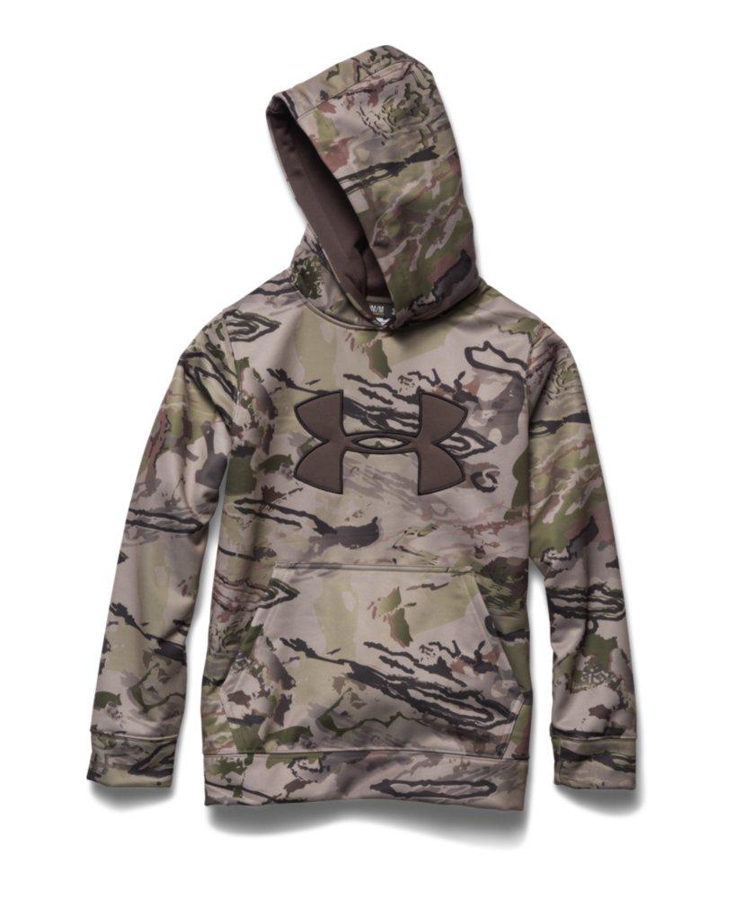 Underarmour camo hoodie
