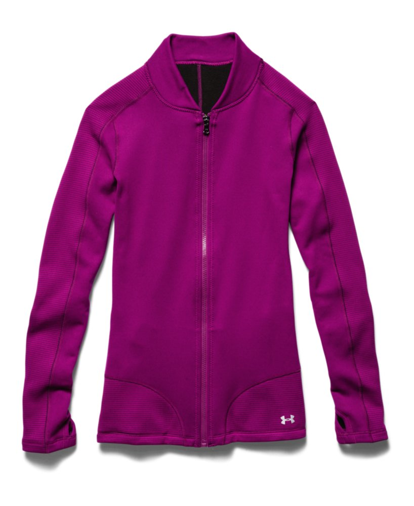 photo: Under Armour Armour Stretch ColdGear Full Zip