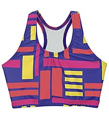 Racer Back Sports Bra