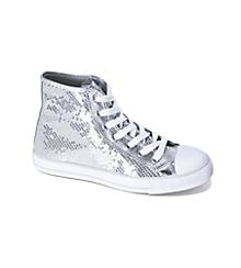 Gotta Flurt Sequin Hi Top