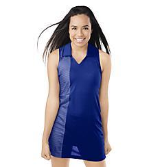A-Line Mesh Dress
