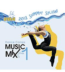 UDA 2012 Dance Camp CD #1
