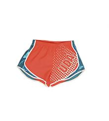 UDA Watermelon & Teal Wind Short