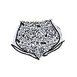 UDA Black & White Wind Short