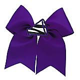 Varsity Mascot bow buddies® - Zebra Megaphone