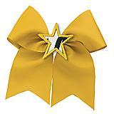 Varsity Mascot bow buddies® - Zebra Star