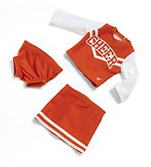 Varsity Cheer Doll Uniform