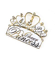 Cheer Princess Pin