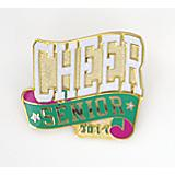 Cheer Senior 2014 Pin